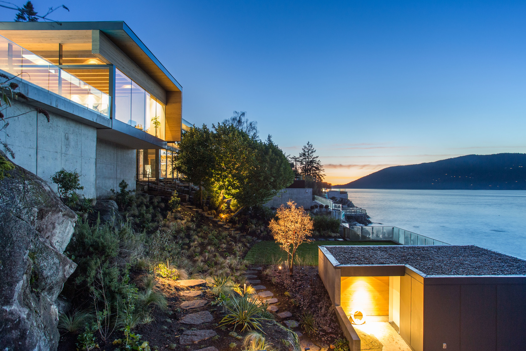 high-45 at 7270 Arbutus Road, Waterfront (Whytecliff), West Vancouver