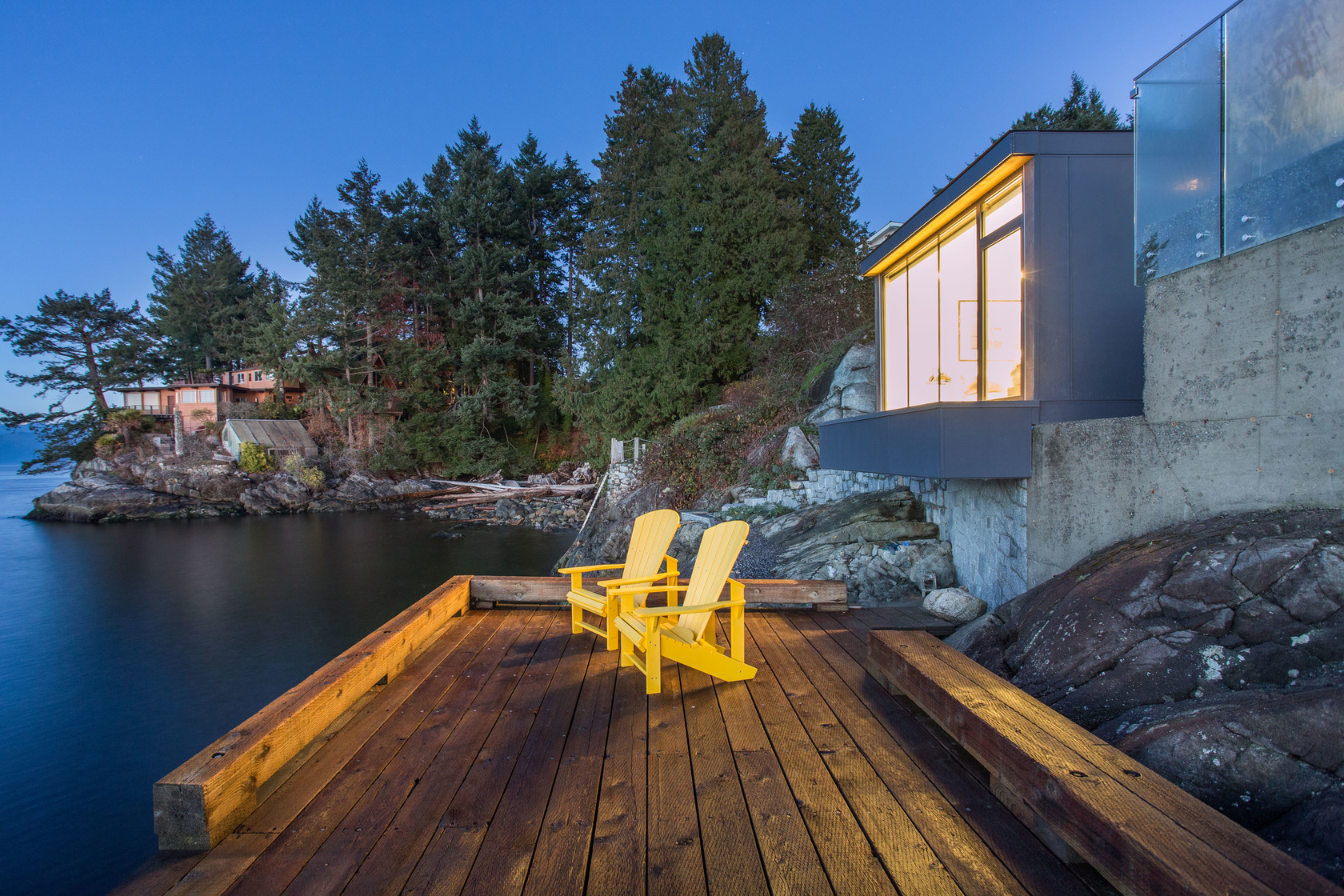high-47 at 7270 Arbutus Road, Waterfront (Whytecliff), West Vancouver