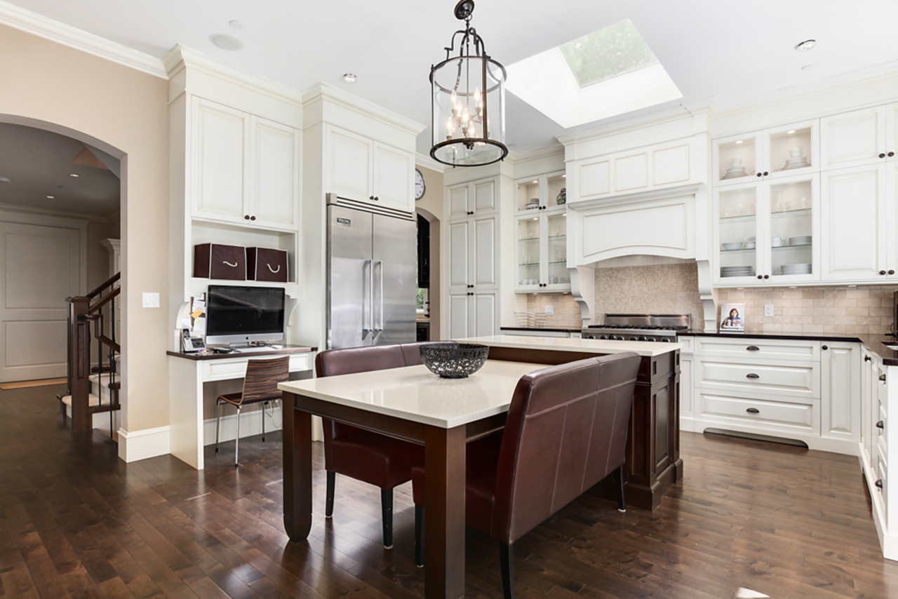 Kitchen at 1447 Ottawa Avenue, Ambleside, West Vancouver
