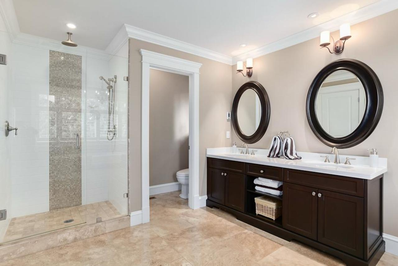 Bathroom at 1447 Ottawa Avenue, Ambleside, West Vancouver