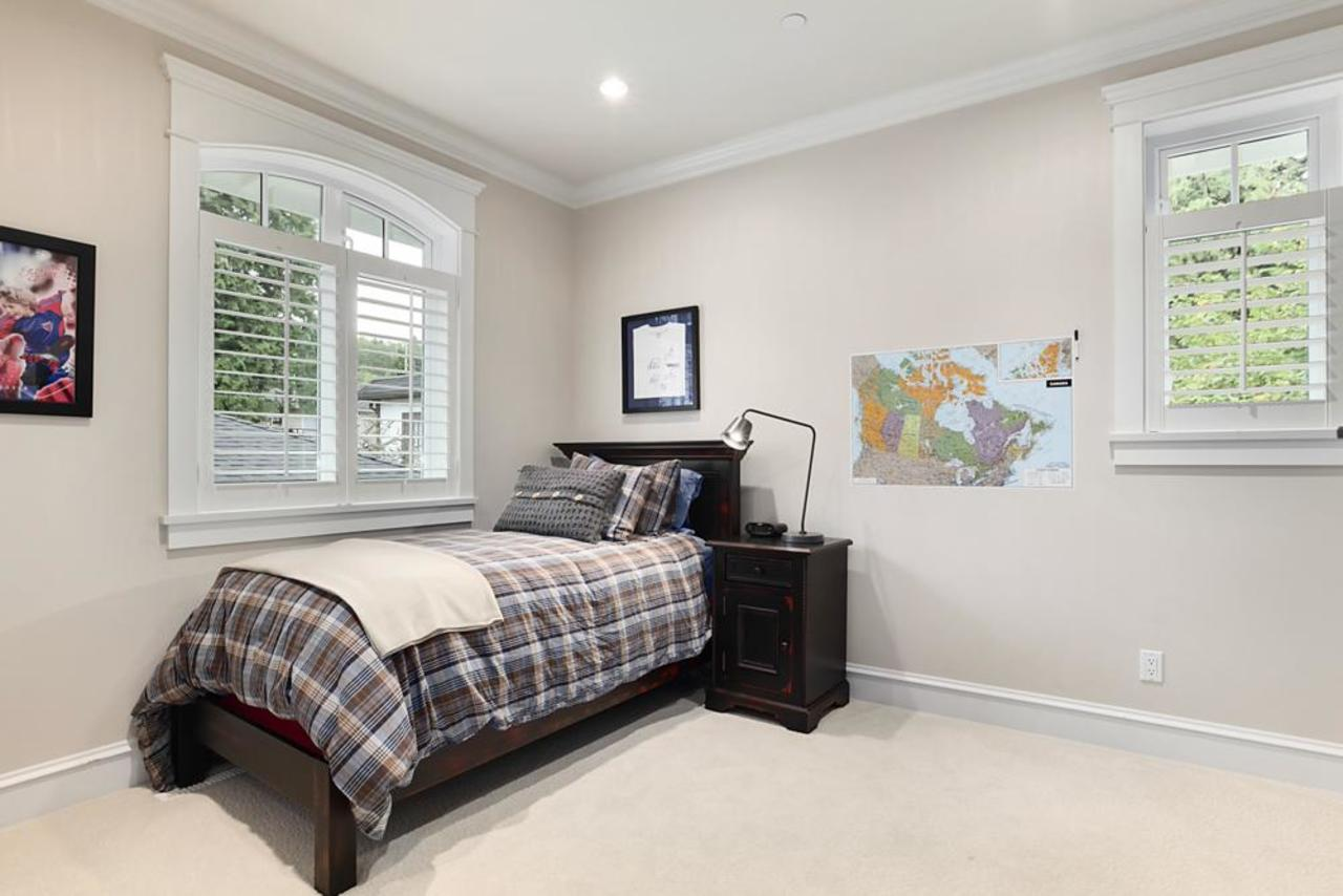 Bedroom at 1447 Ottawa Avenue, Ambleside, West Vancouver