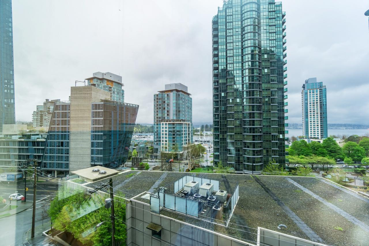 23 at 405 - 1333 W Georgia, Coal Harbour, Vancouver West