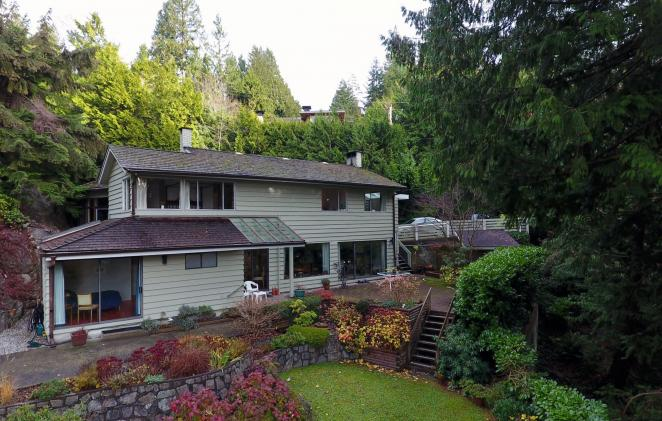 5019 Howe Sound Lane, Caulfeild, West Vancouver