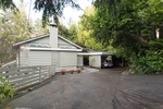 driveway at 5019 Howe Sound Lane, Caulfeild, West Vancouver