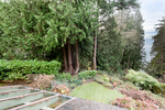yard at 5019 Howe Sound Lane, Caulfeild, West Vancouver