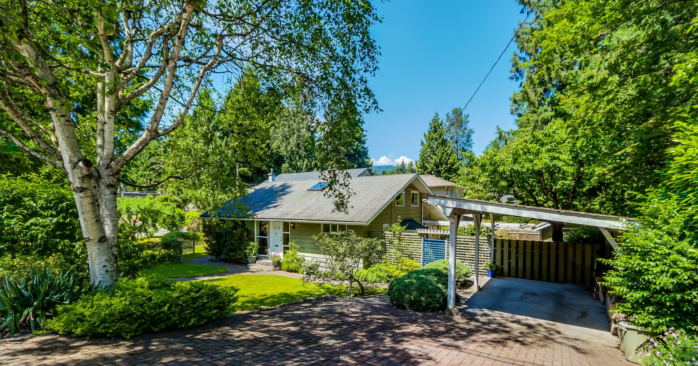 1458 West 22nd Street, Pemberton Heights, North Vancouver