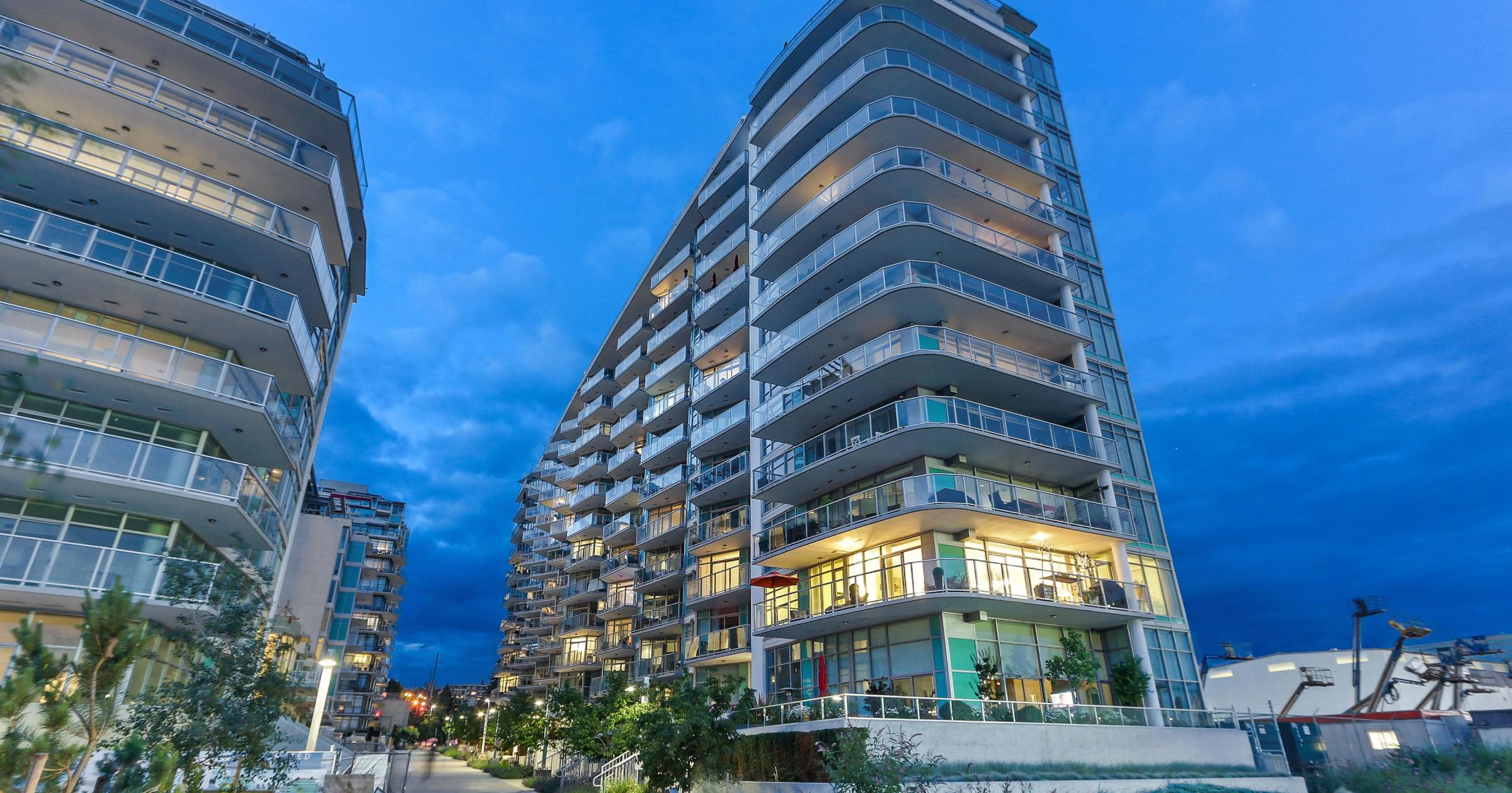 201 - 199 Victory Ship Way, Lower Lonsdale, North Vancouver