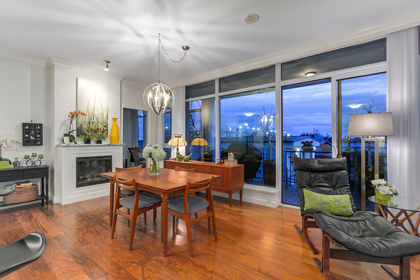 5 at 201 - 199 Victory Ship Way, Lower Lonsdale, North Vancouver