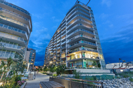 1 at 201 - 199 Victory Ship Way, Lower Lonsdale, North Vancouver