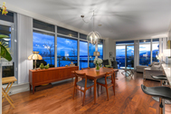 3 at 201 - 199 Victory Ship Way, Lower Lonsdale, North Vancouver