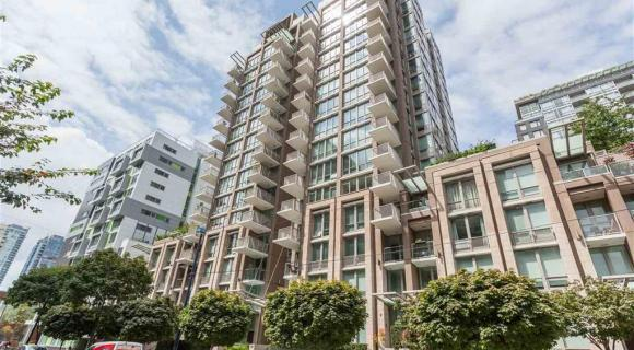 1001 - 1055 Richards, Yaletown, Vancouver West