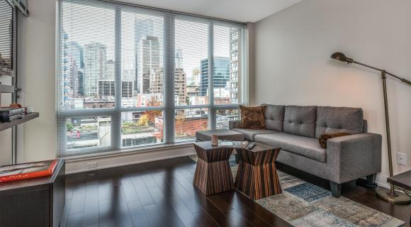 1001 - 1055 Richards Street, Yaletown, Vancouver West