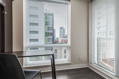 Office/Den at 1001 - 1055 Richards Street, Yaletown, Vancouver West