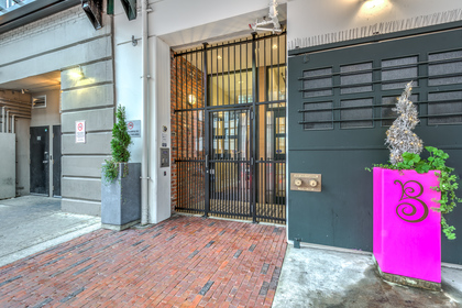 22 at 502 - 1180 Homer Street, Yaletown, Vancouver West