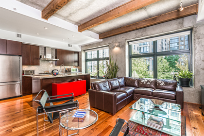 3 at 502 - 1180 Homer Street, Yaletown, Vancouver West