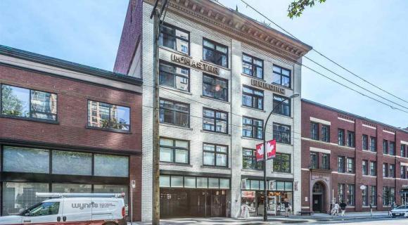 303 - 1180 Homer Street, Yaletown, Vancouver West
