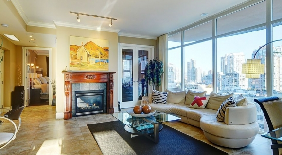 1201 - 1280 Richards, Yaletown, Vancouver West