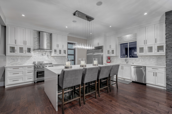 5-kitchen-island at 5911 168a Street, Cloverdale BC, Cloverdale