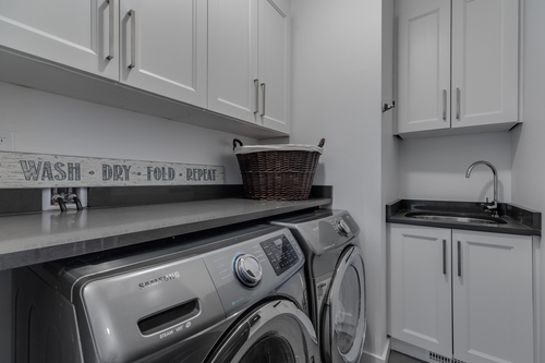 15-laundry-conveniently-located-on-upper-level at 5911 168a Street, Cloverdale BC, Cloverdale