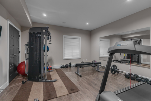 17-private-gymnasium at 5911 168a Street, Cloverdale BC, Cloverdale