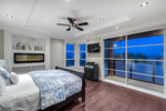 11-master-bedoom-with-fireplace-and-vistas at 804 Scott Street, The Heights NW, New Westminster