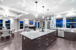 4-panoramic-of-kitchen-dining-and-living at 804 Scott Street, The Heights NW, New Westminster