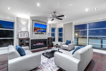 9-living-with-designer-fireplace-and-city-vistas at 804 Scott Street, The Heights NW, New Westminster