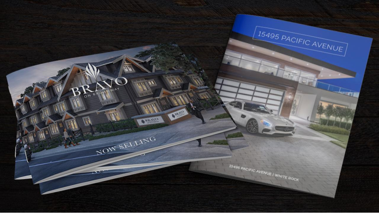 Custom Marketing Brochures