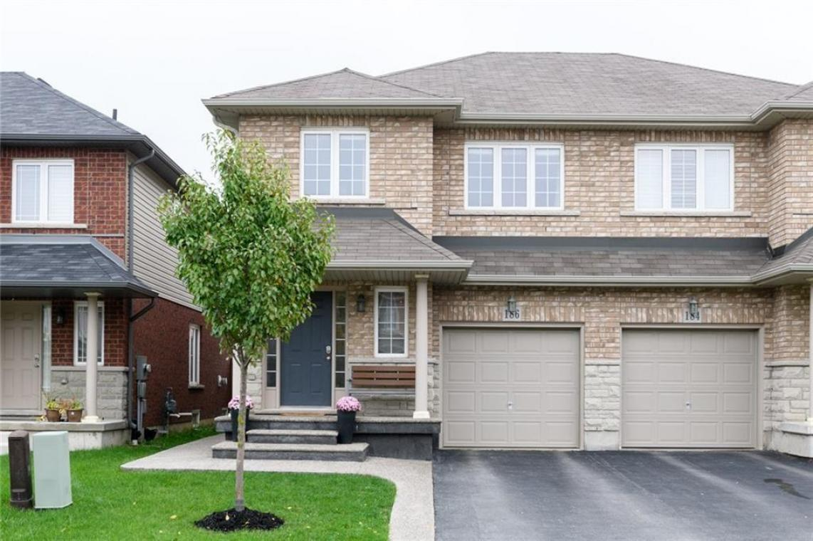 186 -  Pelech Crescent, Stoney Creek, Hamilton