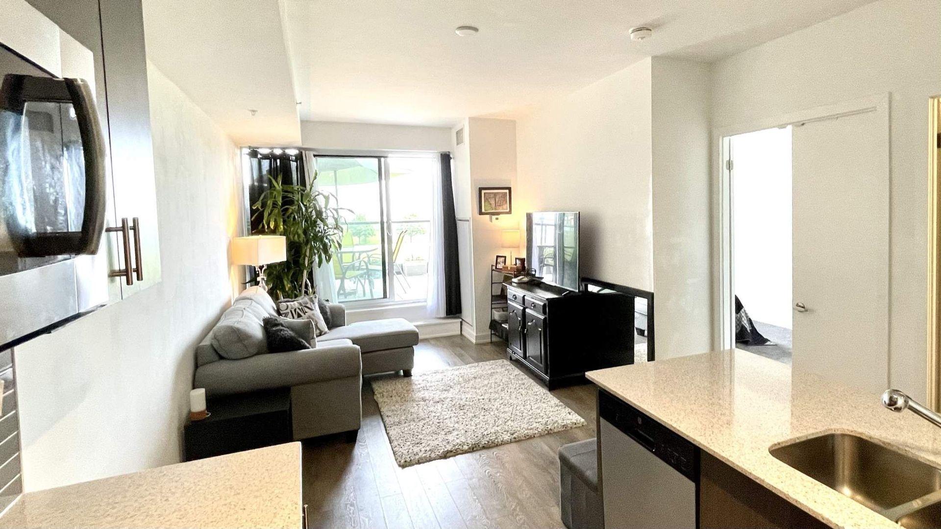 livingroom4 at # 215 - 550 North Service Road, Grimsby
