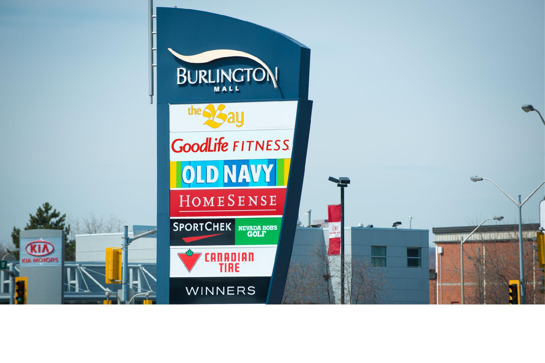 $ 60M MAKEOVER FOR BURLINGTON MALL!