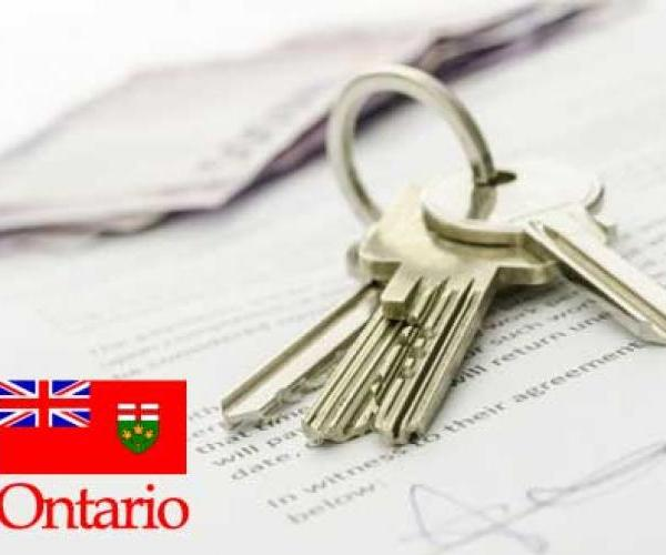 Hot Housing Market Helps Deliver Ontario's Balanced Budget