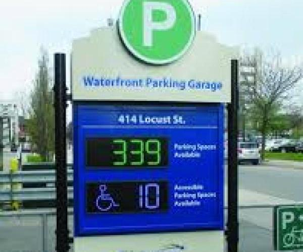 NEW APP FOR DOWNTOWN PARKING!