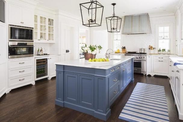 Make a statement with on-trend cabinets
