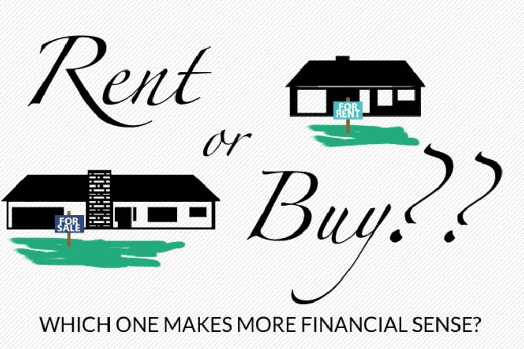 WHEN RENTING CAN BE A SMART DECISION