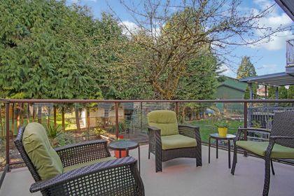4b-back-yard-deck-40 at 836 Irvine Street, Meadow Brook, Coquitlam
