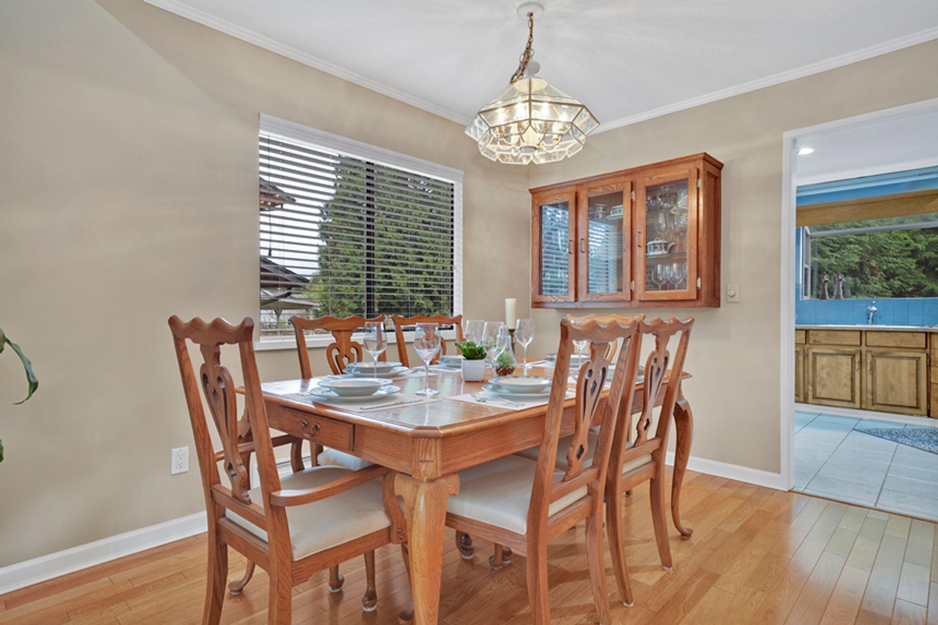 2b-main-dining-room-13 at 836 Irvine Street, Meadow Brook, Coquitlam