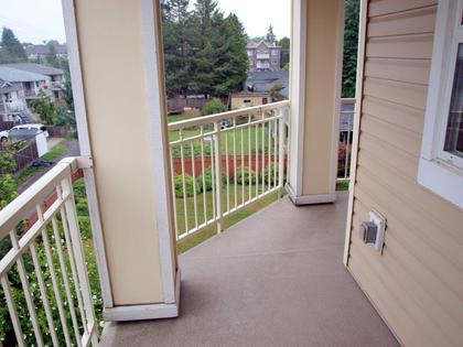deckwraparound at 302 - 2393 Welcher, Central Pt Coquitlam, Port Coquitlam