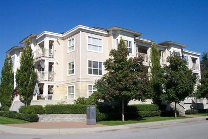 exterior at 302 - 2393 Welcher, Central Pt Coquitlam, Port Coquitlam