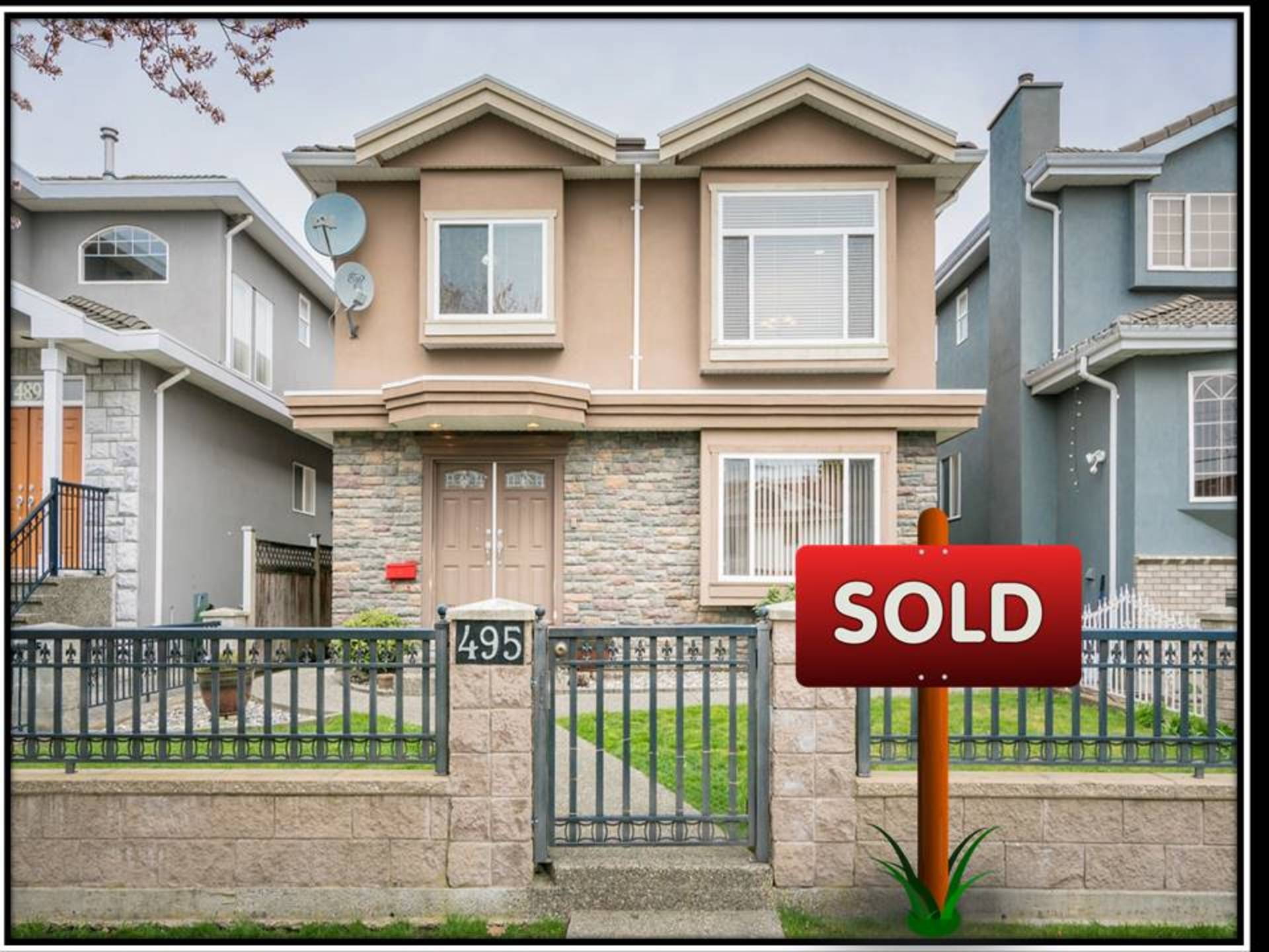sold-image-jpeg at 495 E 58th Avenue, South Vancouver, Vancouver East