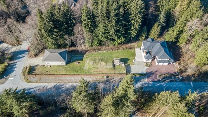 drone-1 at 131 Fern Drive, Anmore, Port Moody