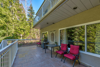 main-deck-2 at 131 Fern Drive, Anmore, Port Moody