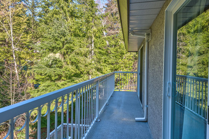 main-deck-upper-2 at 131 Fern Drive, Anmore, Port Moody