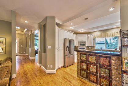 main-kitchen at 131 Fern Drive, Anmore, Port Moody