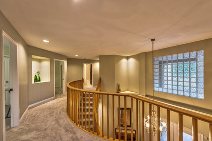 main-upper-hallway-2 at 131 Fern Drive, Anmore, Port Moody