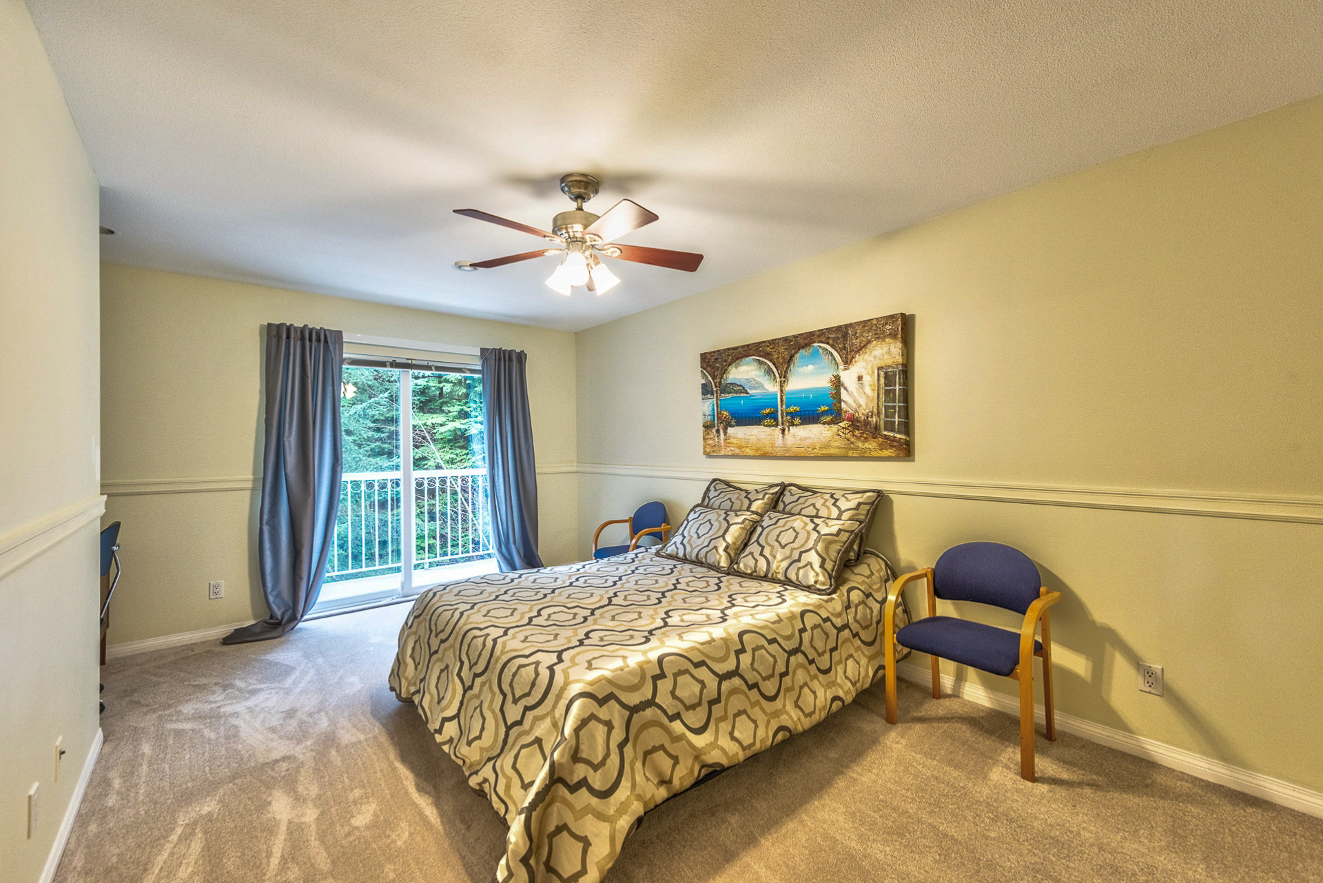 main-bedroom-3 at 131 Fern Drive, Anmore, Port Moody