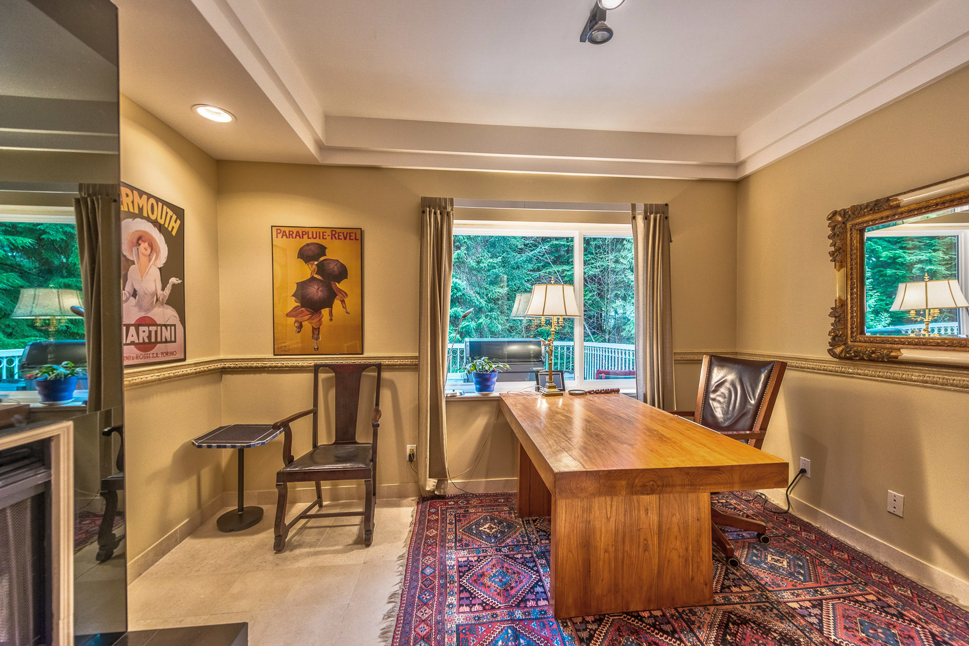 main-den at 131 Fern Drive, Anmore, Port Moody
