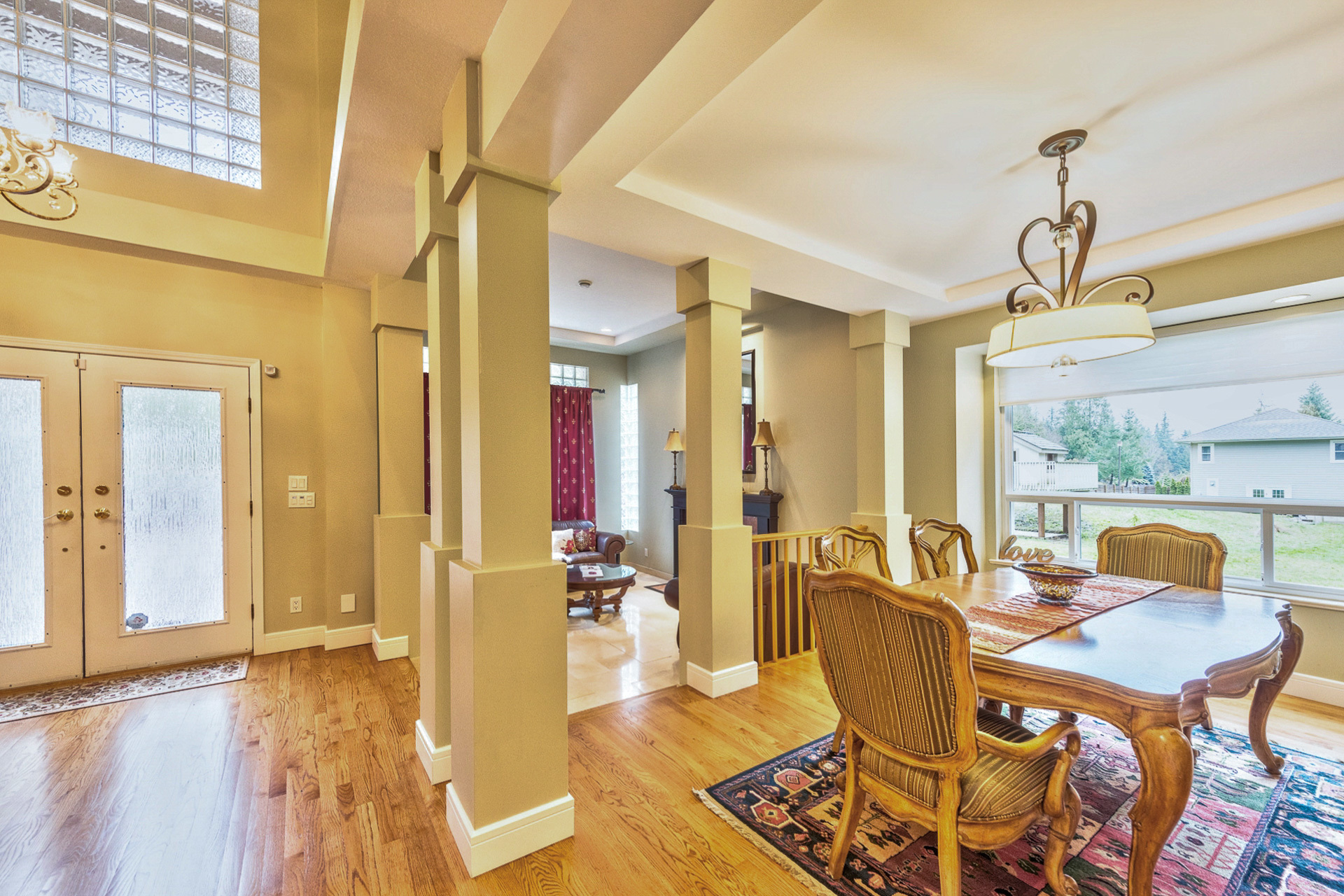 main-entance-3 at 131 Fern Drive, Anmore, Port Moody