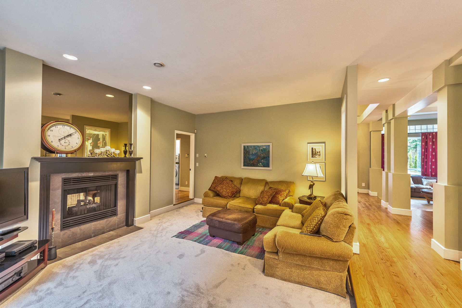 main-family-room-2 at 131 Fern Drive, Anmore, Port Moody