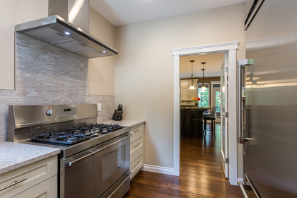 High End Appliances at 1408 Crystal Creek Drive, Anmore, Port Moody